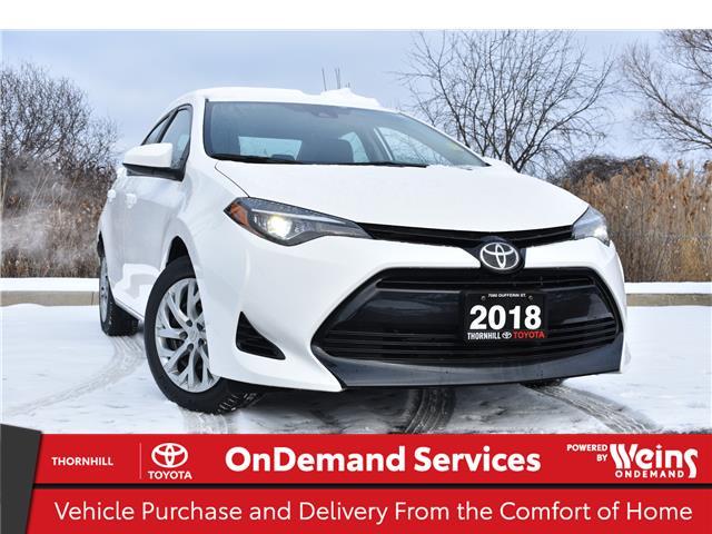 2018 Toyota Corolla LE (Stk: U3840) in Concord - Image 1 of 22