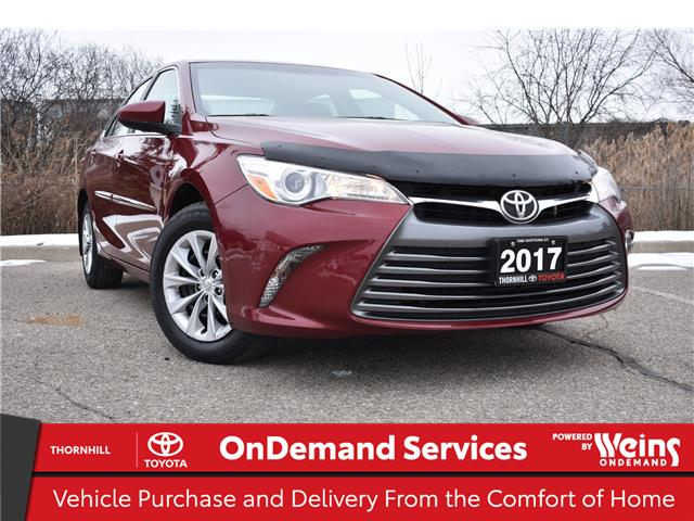 2017 Toyota Camry LE (Stk: U3887) in Concord - Image 1 of 24