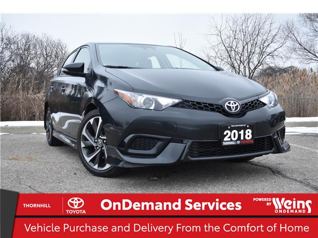 2018 Toyota Corolla iM Base (Stk: U3810) in Concord - Image 1 of 25