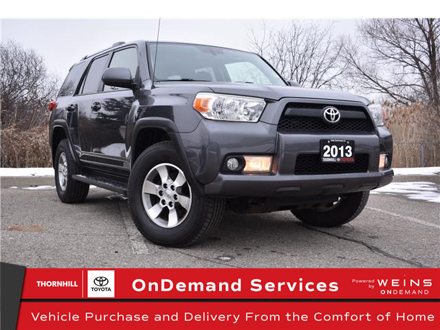 2013 Toyota 4Runner SR5 V6 (Stk: 300625A) in Concord - Image 1 of 28