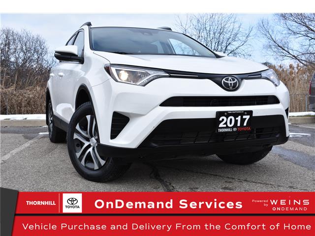 2017 Toyota RAV4 LE (Stk: U3882) in Concord - Image 1 of 23
