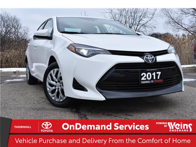 2017 Toyota Corolla LE (Stk: u3904) in Concord - Image 1 of 23