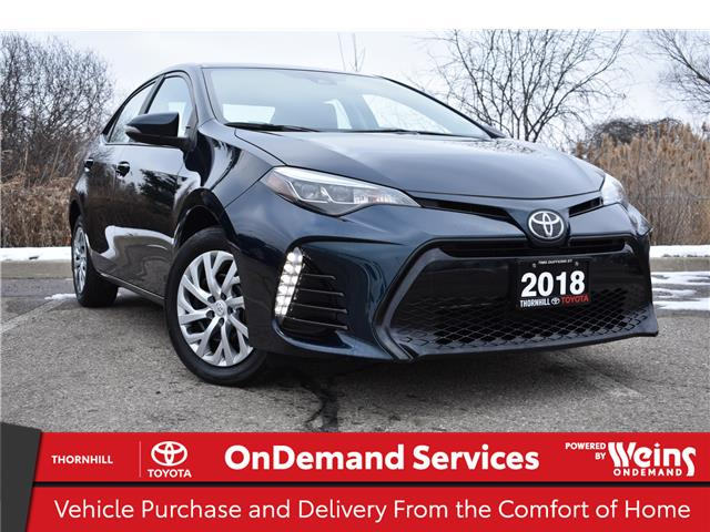 2018 Toyota Corolla SE (Stk: U3903) in Concord - Image 1 of 21