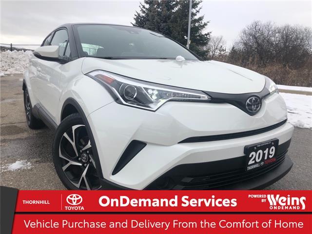 2019 Toyota C-HR Base (Stk: U3784) in Concord - Image 1 of 30