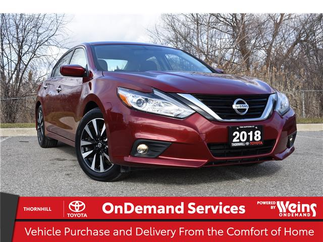 2018 Nissan Altima 2.5 SV (Stk: 300739a) in Concord - Image 1 of 25