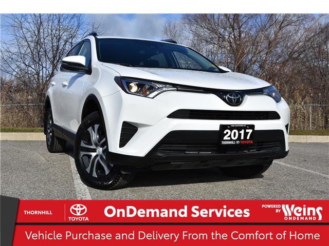 2017 Toyota RAV4 LE (Stk: U3924) in Concord - Image 1 of 22