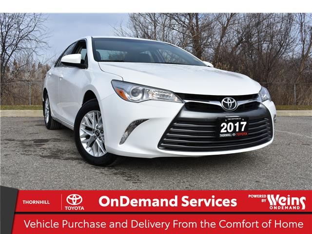 2017 Toyota Camry LE (Stk: U3910) in Concord - Image 1 of 23