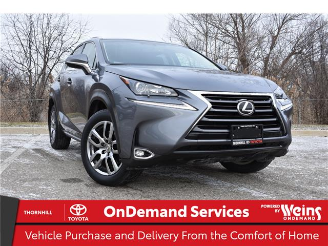 2017 Lexus NX 200t Base (Stk: 310002A) in Concord - Image 1 of 30
