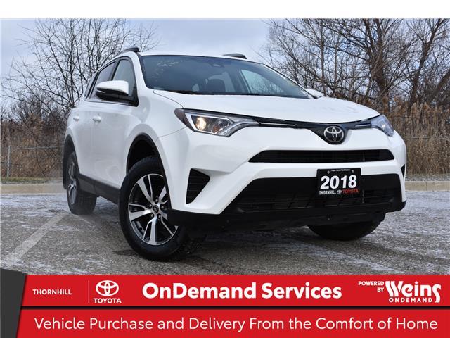 2018 Toyota RAV4 LE (Stk: U3929) in Concord - Image 1 of 22