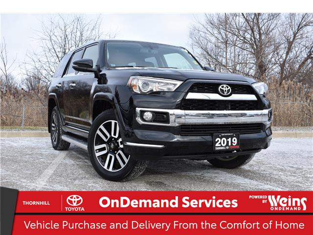 2019 Toyota 4Runner SR5 (Stk: U3936) in Concord - Image 1 of 27