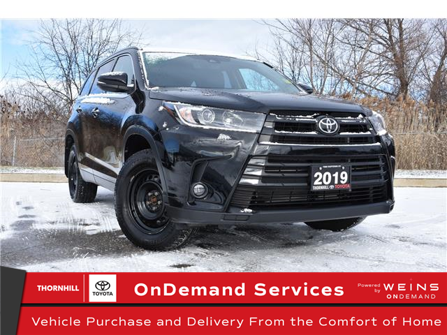 2019 Toyota Highlander XLE (Stk: U3856) in Concord - Image 1 of 28