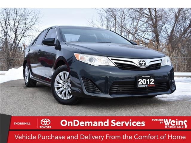 2012 Toyota Camry LE (Stk: U3952) in Concord - Image 1 of 23
