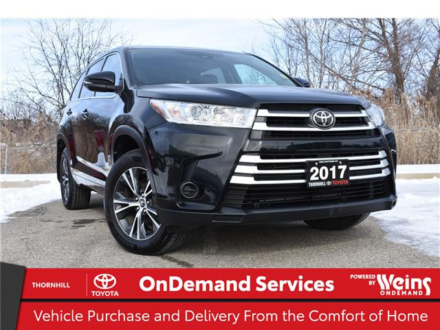 2017 Toyota Highlander LE (Stk: U3950) in Concord - Image 1 of 24