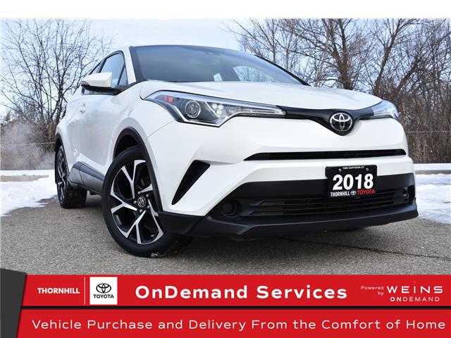 2018 Toyota C-HR XLE (Stk: U3968) in Concord - Image 1 of 24