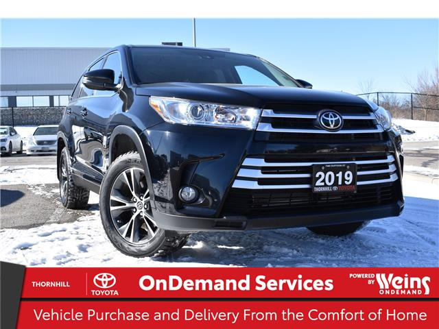 2019 Toyota Highlander LE (Stk: U3969) in Concord - Image 1 of 23