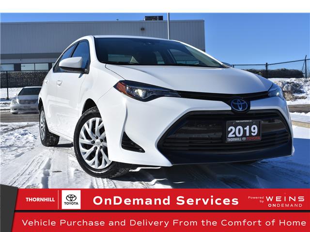 2019 Toyota Corolla LE (Stk: U3961) in Concord - Image 1 of 21