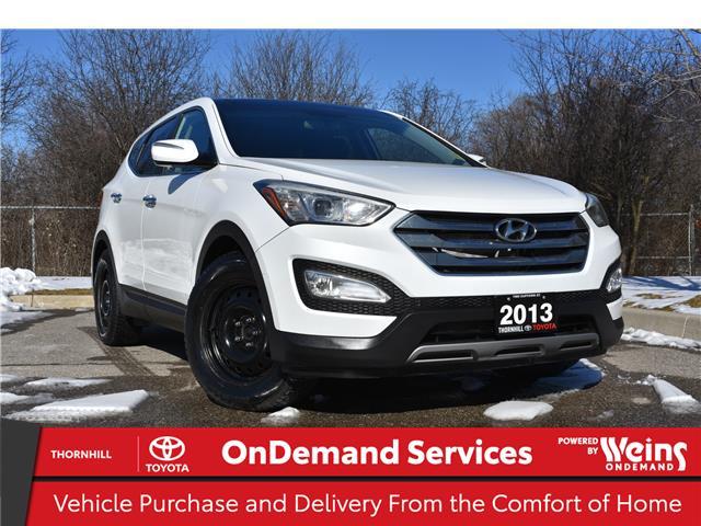 2013 Hyundai Santa Fe Sport 2.0T Limited (Stk: U3793A) in Concord - Image 1 of 34
