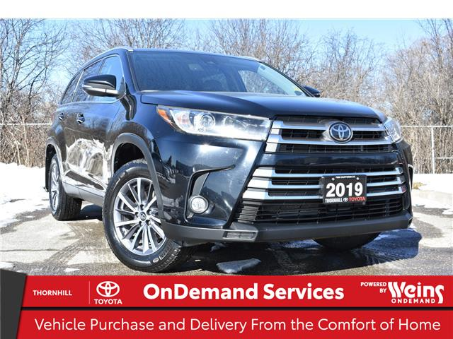 2019 Toyota Highlander XLE (Stk: 310056A) in Concord - Image 1 of 28