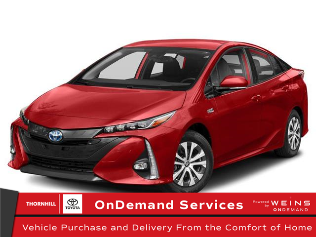 2021 Toyota Prius Prime Upgrade (Stk: 310078) in Concord - Image 1 of 9