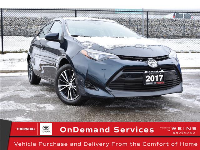 2017 Toyota Corolla LE (Stk: U3953) in Concord - Image 1 of 24