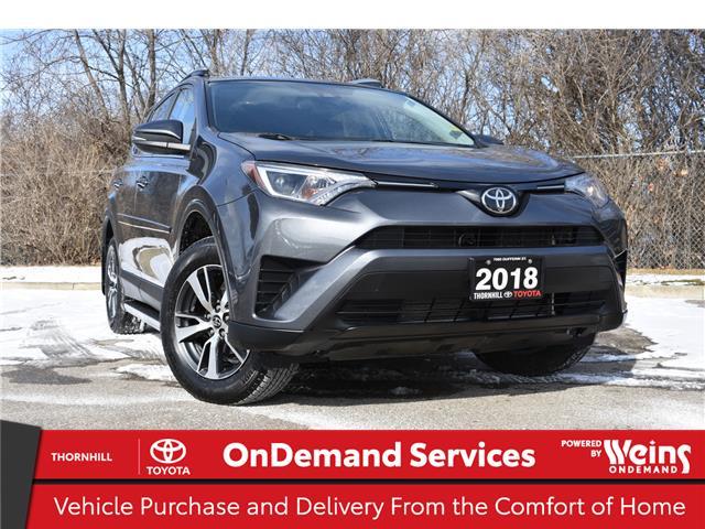 2018 Toyota RAV4 LE (Stk: U3928) in Concord - Image 1 of 22