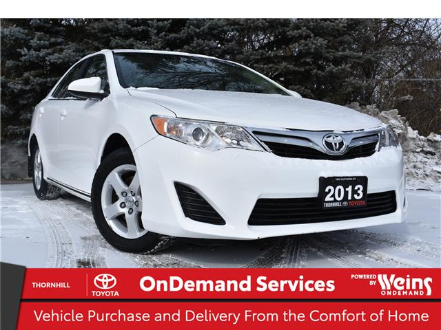 2013 Toyota Camry LE (Stk: U3977A) in Concord - Image 1 of 21
