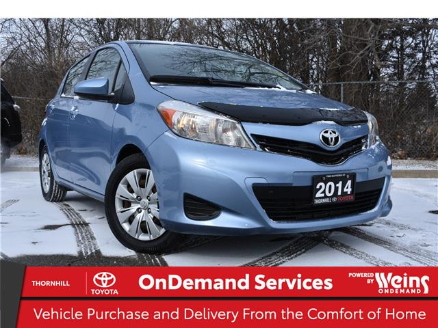 2014 Toyota Yaris LE (Stk: 300797A) in Concord - Image 1 of 19
