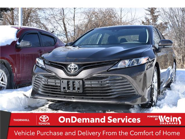 2018 Toyota Camry LE (Stk: U3994) in Concord - Image 1 of 1