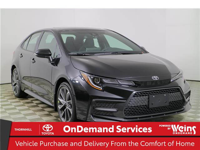 2021 Toyota Corolla SE (Stk: 310083) in Concord - Image 1 of 27