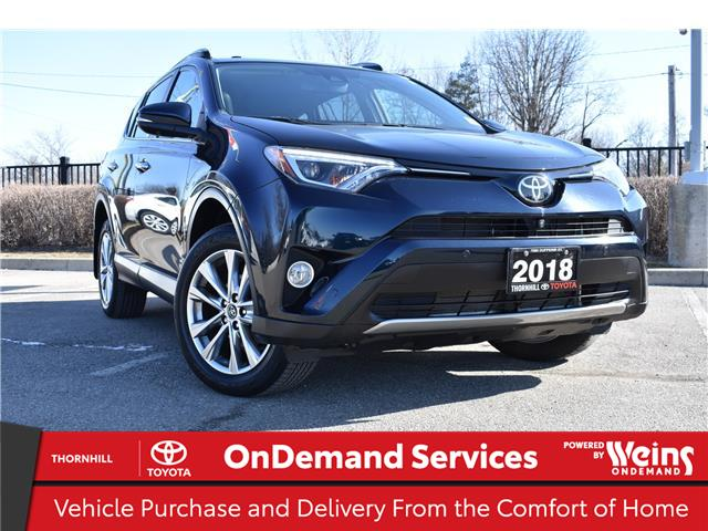 2018 Toyota RAV4 Limited (Stk: U4028) in Concord - Image 1 of 26