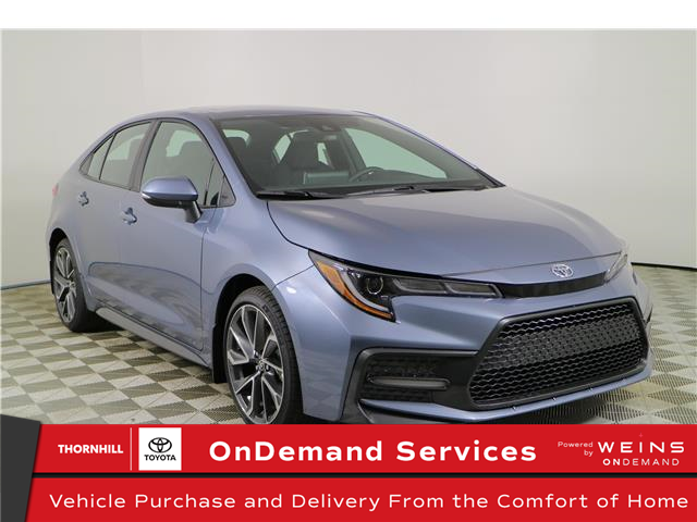 2021 Toyota Corolla SE (Stk: 310159) in Concord - Image 1 of 26