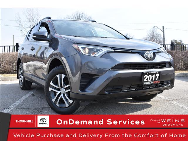 2017 Toyota RAV4 LE (Stk: U4025) in Concord - Image 1 of 22