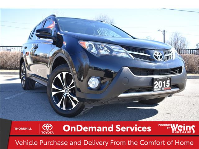 2015 Toyota RAV4 XLE (Stk: 310170A) in Concord - Image 1 of 24
