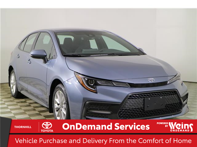 2021 Toyota Corolla SE (Stk: 310161) in Concord - Image 1 of 25