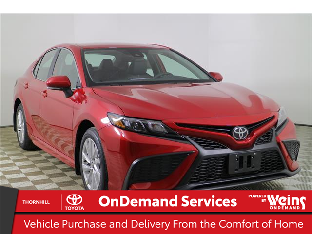 2021 Toyota Camry SE (Stk: 310199) in Concord - Image 1 of 23