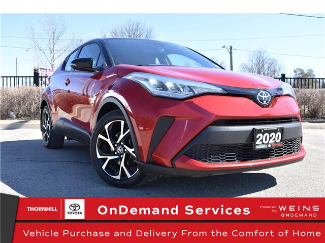 2020 Toyota C-HR XLE Premium (Stk: U4062) in Concord - Image 1 of 24