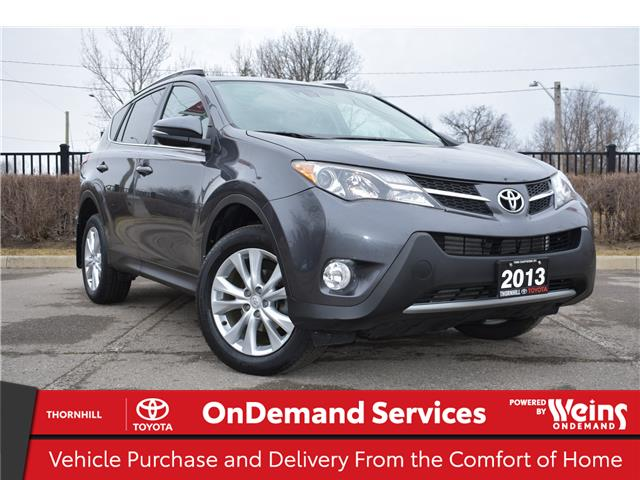 2013 Toyota RAV4 Limited (Stk: 310164A) in Concord - Image 1 of 26