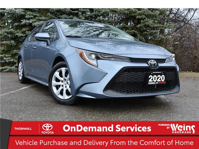 2020 Toyota Corolla LE (Stk: 310202B) in Concord - Image 1 of 24