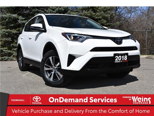 2018 Toyota RAV4 LE (Stk: U4037) in Concord - Image 1 of 23