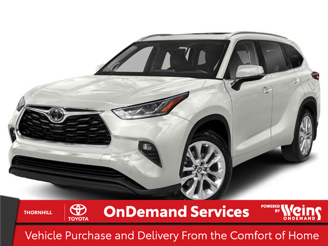 2021 Toyota Highlander Limited (Stk: 310313) in Concord - Image 1 of 9