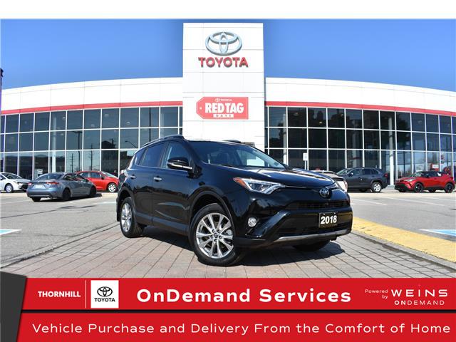 2018 Toyota RAV4 Limited (Stk: U4104) in Concord - Image 1 of 27