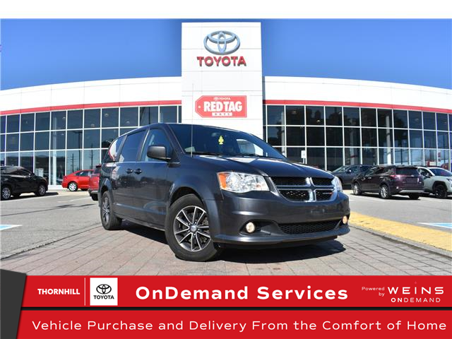 2017 Dodge Grand Caravan CVP/SXT (Stk: 310081A) in Concord - Image 1 of 1