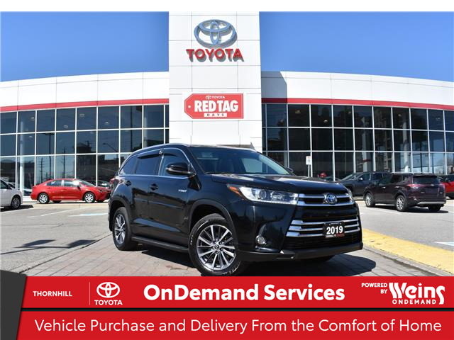 2019 Toyota Highlander Hybrid XLE (Stk: 300298A) in Concord - Image 1 of 29