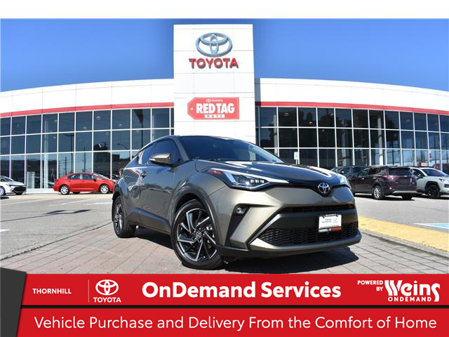 2021 Toyota C-HR XLE Premium (Stk: 310305A) in Concord - Image 1 of 26