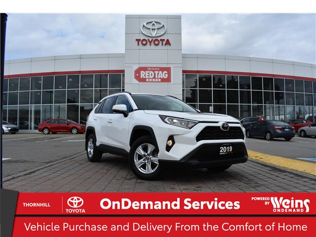 2019 Toyota RAV4 XLE (Stk: U4144) in Concord - Image 1 of 28