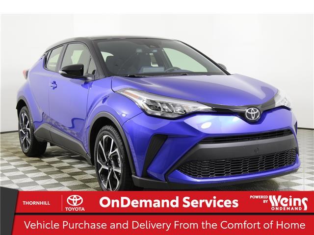 2021 Toyota C-HR XLE Premium (Stk: 310341) in Concord - Image 1 of 25