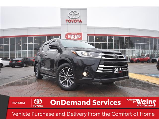 2018 Toyota Highlander XLE (Stk: 300664A) in Concord - Image 1 of 30