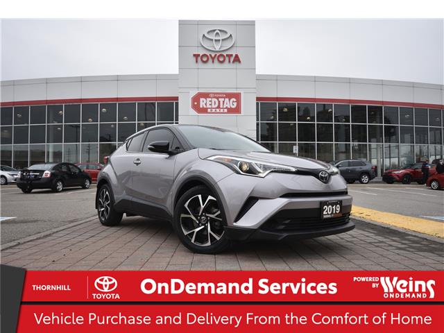 2019 Toyota C-HR Base (Stk: U4170) in Concord - Image 1 of 27