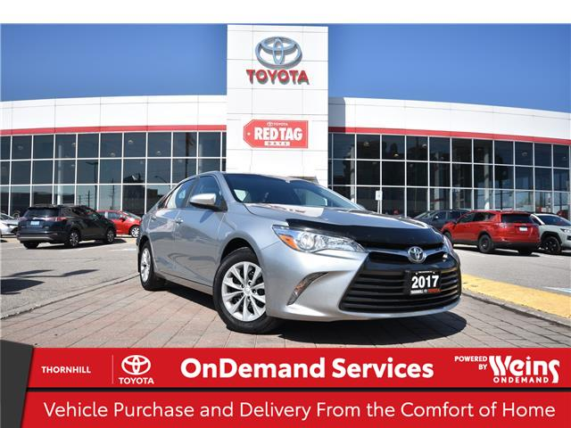 2017 Toyota Camry LE (Stk: U4129) in Concord - Image 1 of 25