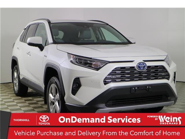 2021 Toyota RAV4 Hybrid Limited (Stk: 310368) in Concord - Image 1 of 27